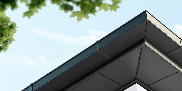 HPL-Platten-Dach