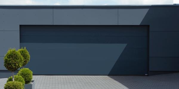 HPL-Platten-Garagen-Fassaden