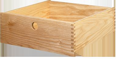 Holzschublade-Eiche-mit-K-Fraesung