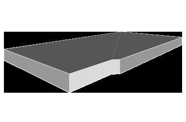 Kompaktplatten-Aussen-Konfektionierung-Kantenbearbeitung