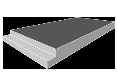 Kompaktplatten-Aussen-Konfektionierung-Stufenfalz